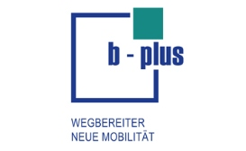 Logo b-plus automotive GmbH